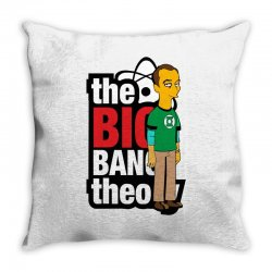 funny big bang theory sheldon, ideal gift or birthday present. Throw Pillow | Artistshot