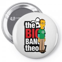 funny big bang theory sheldon, ideal gift or birthday present. Pin-back button | Artistshot