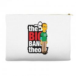 funny big bang theory sheldon, ideal gift or birthday present. Accessory Pouches | Artistshot