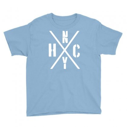 Nyhc New York Hardcore Funny Youth Tee Designed By Mdk Art