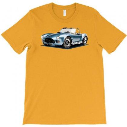 1965 Shelby Cobra 427 S, Classic Car Ideal Birthday Present T-shirt Designed By Mdk Art