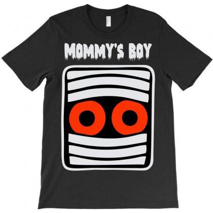 Mommy's Boy T-shirt Designed By Sbm052017