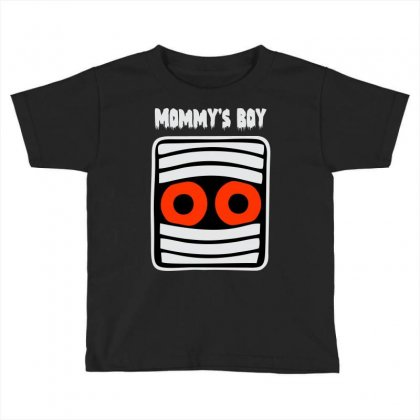 Mommy's Boy Toddler T-shirt Designed By Sbm052017