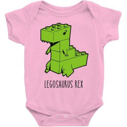 Legosaurus Rex Baby Bodysuit