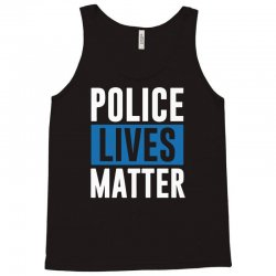 police lives matter Tank Top | Artistshot