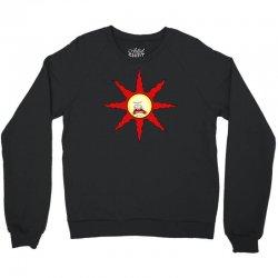 praise the screaming sun Crewneck Sweatshirt   Artistshot