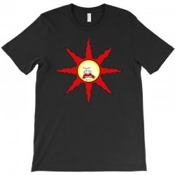 praise the screaming sun T-Shirt   Artistshot