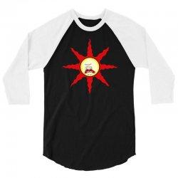 praise the screaming sun 3/4 Sleeve Shirt   Artistshot