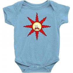 praise the screaming sun Baby Bodysuit   Artistshot