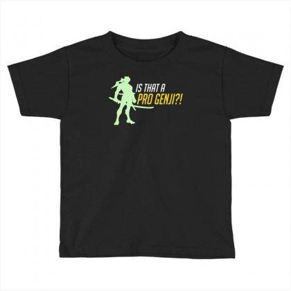 Pro Toddler T-shirt Designed By Mdk Art