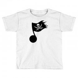 music pirate Toddler T-shirt | Artistshot