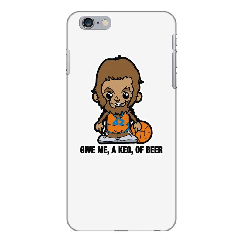 Lil Teen Wolf Iphone 6 Plus/6s Plus Case. By Artistshot