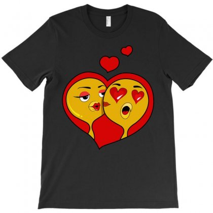 Love Season T-shirt Designed By Mdk Art