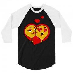 love season 3/4 Sleeve Shirt | Artistshot