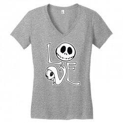 love Women's V-Neck T-Shirt   Artistshot
