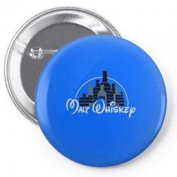 malt whiskey (2) Pin-back button | Artistshot