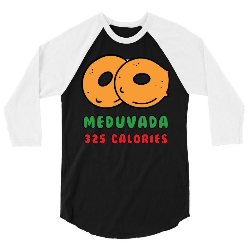 Medu Vada 3/4 Sleeve Shirt | Artistshot