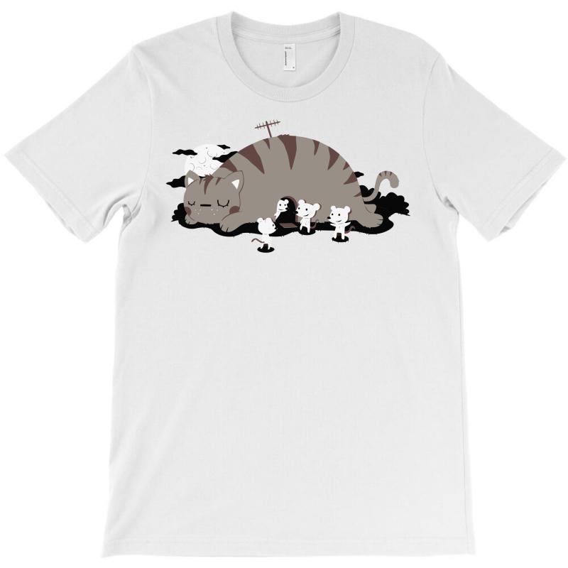 Meet My Home T-shirt | Artistshot