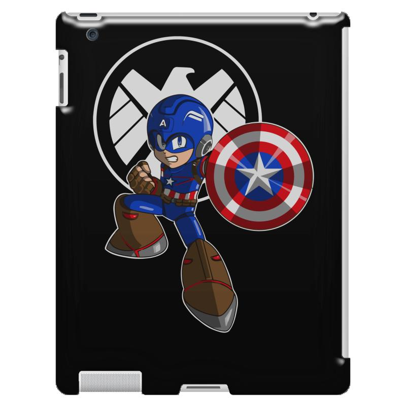Mega Capt Ipad 3 And 4 Case | Artistshot