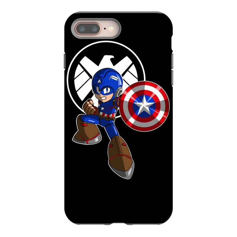 Mega Capt Iphone 8 Plus | Artistshot
