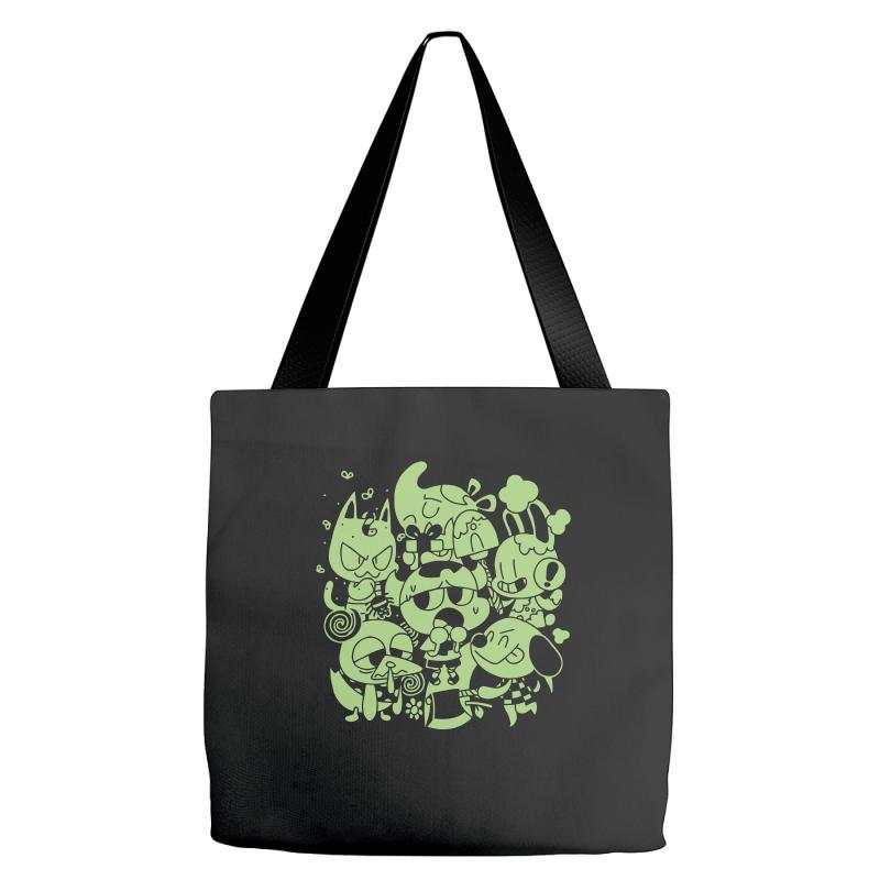 Meet The Neighbors Tote Bags | Artistshot