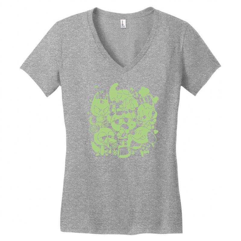 Meet The Neighbors Women's V-neck T-shirt | Artistshot