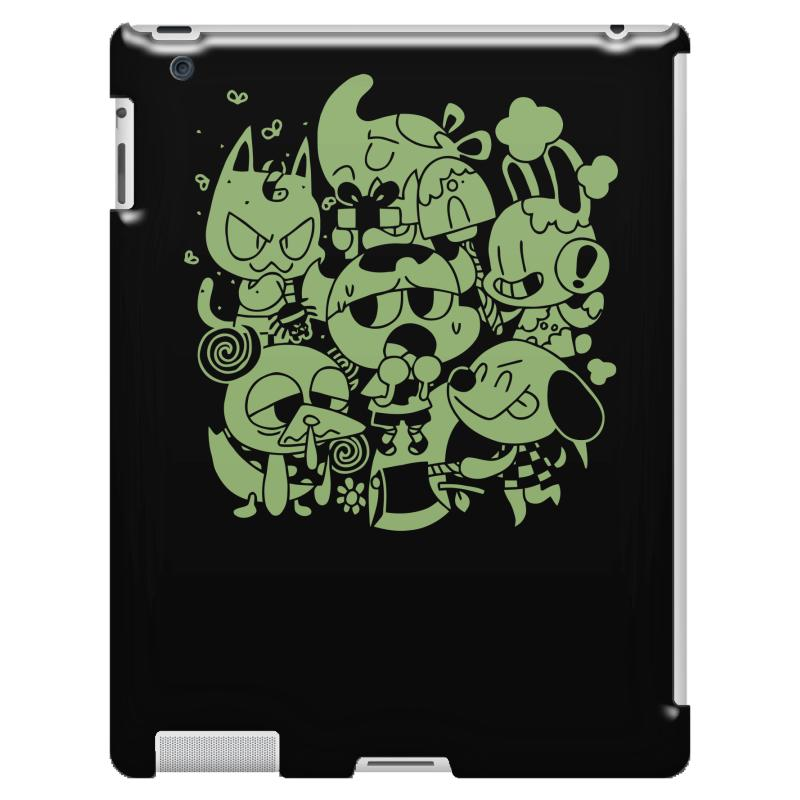 Meet The Neighbors Ipad 3 And 4 Case | Artistshot
