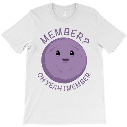 Member Berries T-shirt Designed By Mdk Art