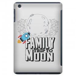 Family Trip To Moon iPad Mini Case   Artistshot