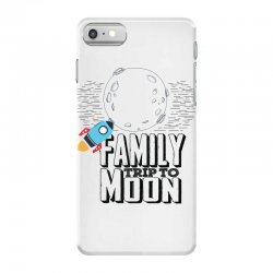 Family Trip To Moon iPhone 7 Case   Artistshot