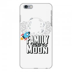 Family Trip To Moon iPhone 6 Plus/6s Plus Case   Artistshot