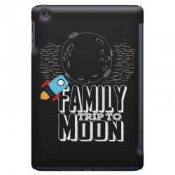 Family Trip To Moon iPad Mini Case | Artistshot