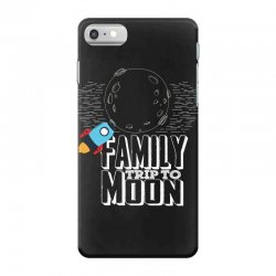 Family Trip To Moon iPhone 7 Case | Artistshot