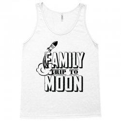 Family Trip To Moon Tank Top | Artistshot