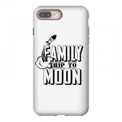 Family Trip To Moon iPhone 8 Plus Case   Artistshot