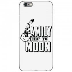 Family Trip To Moon iPhone 6/6s Case   Artistshot