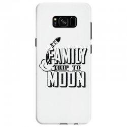 Family Trip To Moon Samsung Galaxy S8 Case   Artistshot