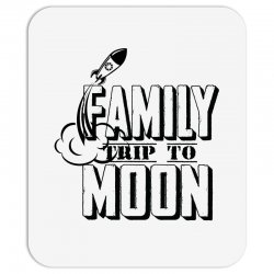 Family Trip To Moon Mousepad   Artistshot
