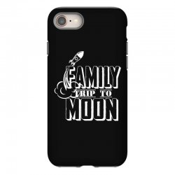 Family Trip To Moon iPhone 8 Case | Artistshot