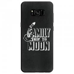 Family Trip To Moon Samsung Galaxy S8 Case | Artistshot