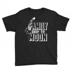 Family Trip To Moon Youth Tee | Artistshot