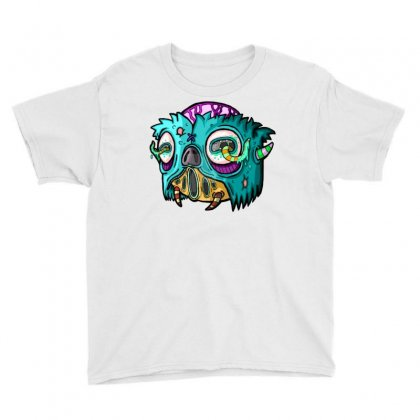Monster 12 Youth Tee Designed By Mdk Art