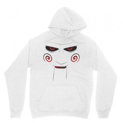 Jigsaw Face Unisex Hoodie Designed By Sbm052017