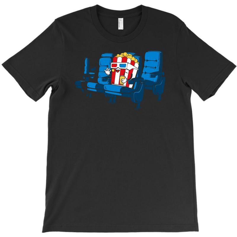 Movie Time T-shirt | Artistshot
