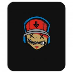 music boy Mousepad | Artistshot