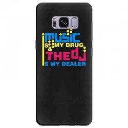 music is my drug Samsung Galaxy S8 Plus Case | Artistshot