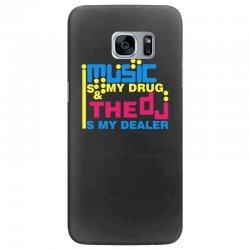 music is my drug Samsung Galaxy S7 Edge Case | Artistshot