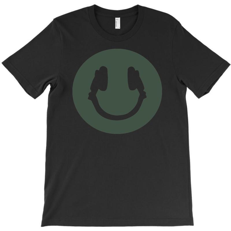 Music Smile T-shirt | Artistshot