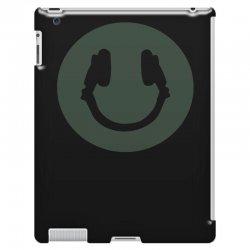 music smile iPad 3 and 4 Case | Artistshot