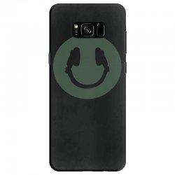 music smile Samsung Galaxy S8 Case | Artistshot
